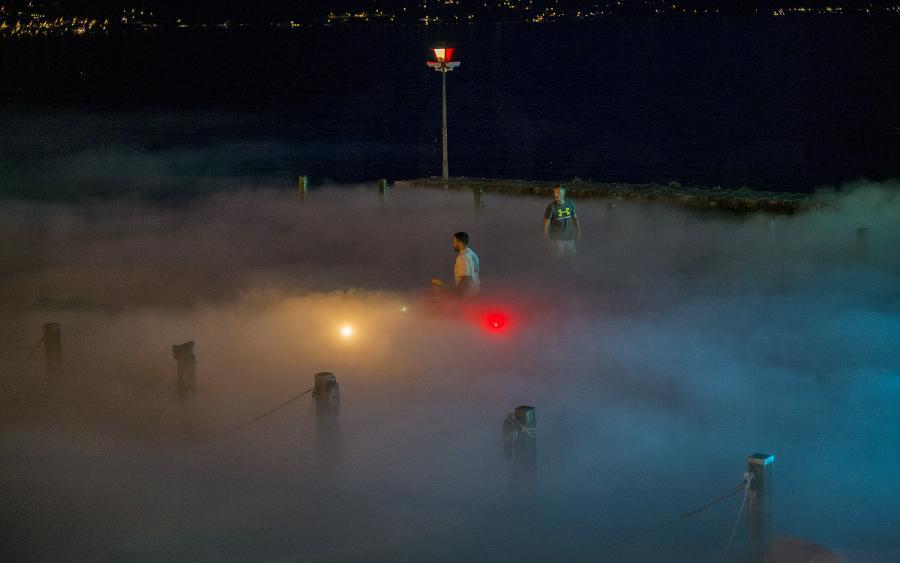 seven fog show 2016
