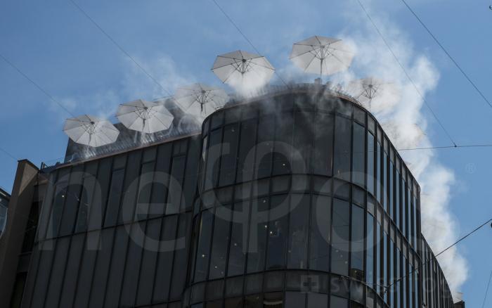 Zuerich Modissa rooftop