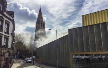 Thinking head, Contemporary Nottingham