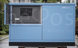industrial pump unit