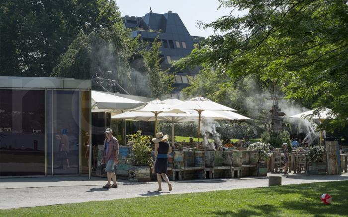 Restaurant Kiosk Zürichsee